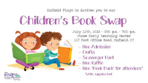Children's Book Swap @ Stowe Early Learning Center