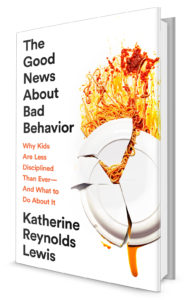 The Good News About Bad Behavior Talk with author Kathrine Reynolds Lewis @ Enfield Annex