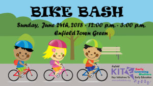 Bike Bash @ Town Hall Parking Lot