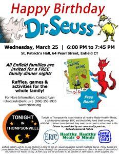 ERfC Tonight In Thompsonville @ St Patricks Hall