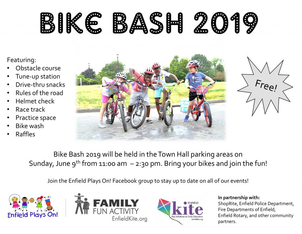 Bike Bash @ Enfield Town Hall
