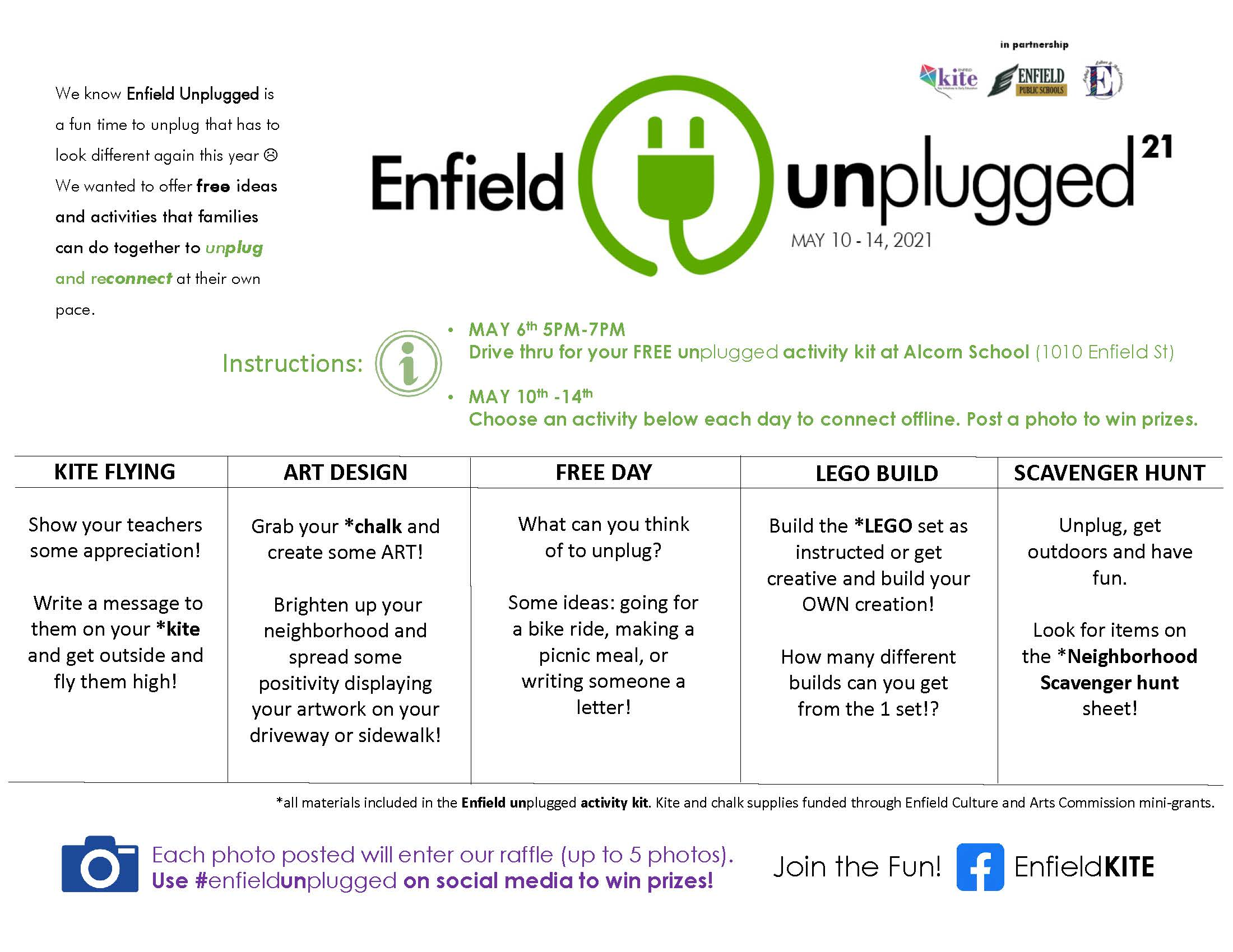 Enfield Unplugged @ ONLINE