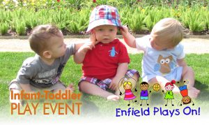 EPO! Infant-Toddler Play Event @ Enfield Town Green