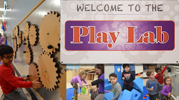 EPO! Open Play Lab @ Play Lab @ Stowe