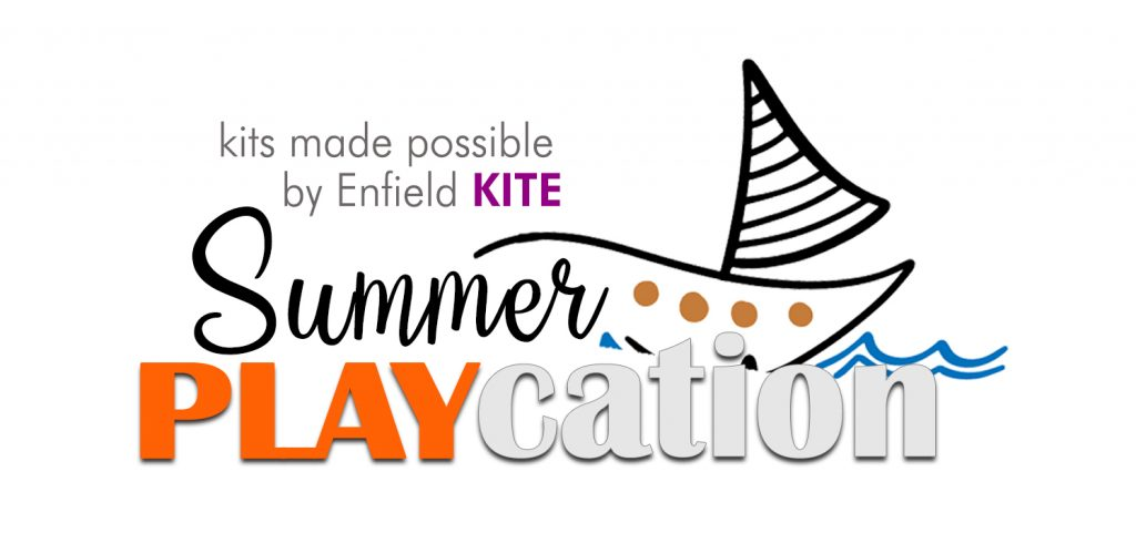PLAYcation Kit Distribution @ Enfield Town Green (Upper Lot)