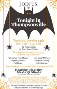 Tonight in Thompsonville @ St. Patrick's Hall